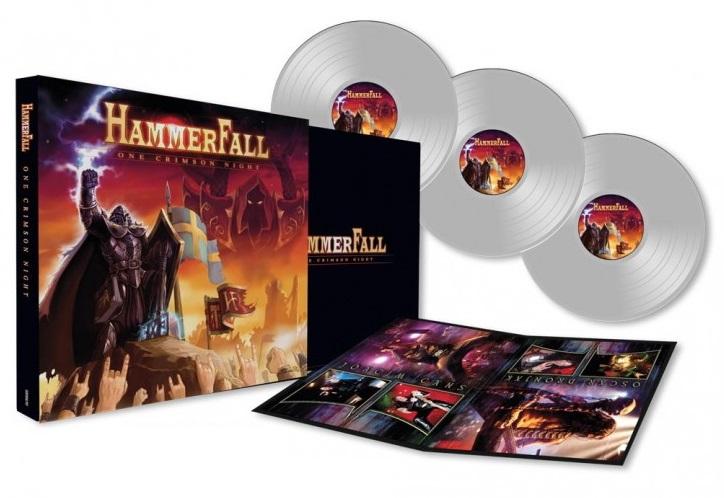 HAMMERFALL DO BAIXAR CD